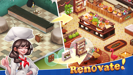 Free Cookingscapes  Tap Tap Restaurant Apk Download 2021 4