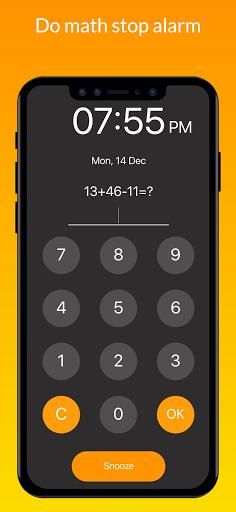 iClock iOS - Clock iPhone Xs, Phone 13 android2mod screenshots 8