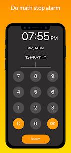 iClock iOS Mod Apk- Clock iPhone Xs (Pro Features Unlocked) 8