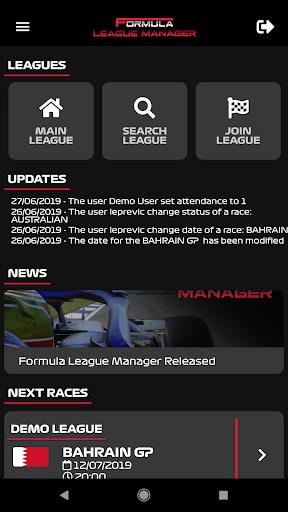 Code Triche Formula eSports League Manager APK Mod screenshots 1