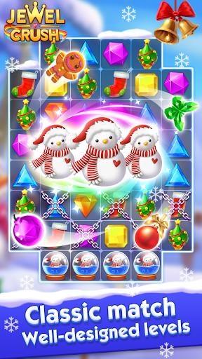 Jewel Crushu2122 - Jewels & Gems Match 3 Legend Apkfinish screenshots 8