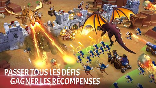 Epic War - Castle Alliance APK MOD – ressources Illimitées (Astuce) screenshots hack proof 1