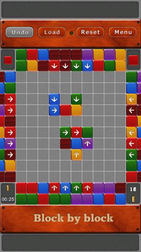 Block by block ~ Sliding Blocks apktreat screenshots 1