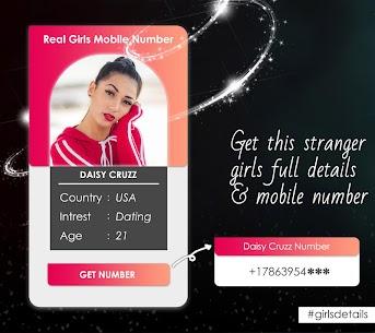 Girls Mobile Number (Girlfriend Calling Prank) 4