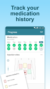 Pill Reminder & Medication Tracker – MyTherapy for Android – Download APK 2021 4