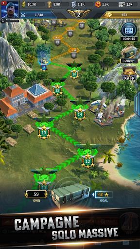 Code Triche Instant War - Jeu de stratégie militaire (Astuce) APK MOD screenshots 6