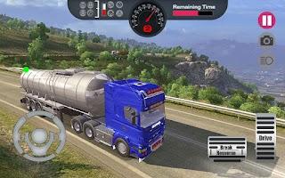 Offroad Oil Tanker Truck Driving Simulator 2021