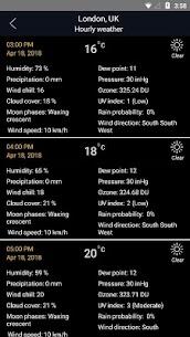 weather forecast 3