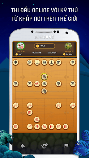 Chinese Chess Online: Co Tuong screenshots 1