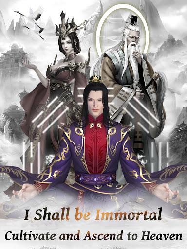 Immortal Taoists - Idle & Adventure 1.5.7 Screenshots 6