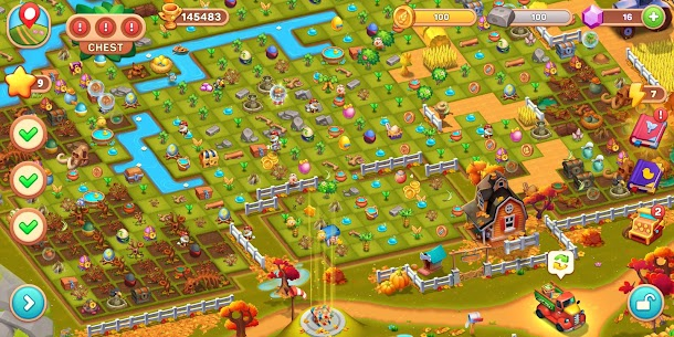 Mingle Farm – Merge and Match Game Apk Mod + OBB/Data for Android. 7