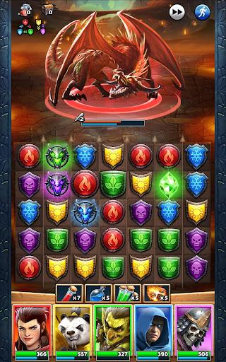 Empires & Puzzles: Epic Match 3 goodtube screenshots 15