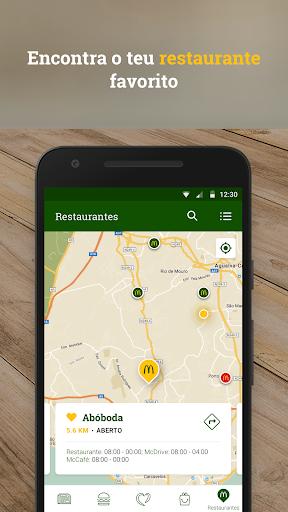 McDonald's Portugal 2.6.1 Screenshots 6
