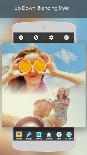 Photo Blender: Mix Photos 2.6 Screenshots 4