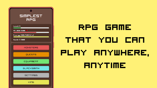 Simplest RPG Game – Text Adventure 5