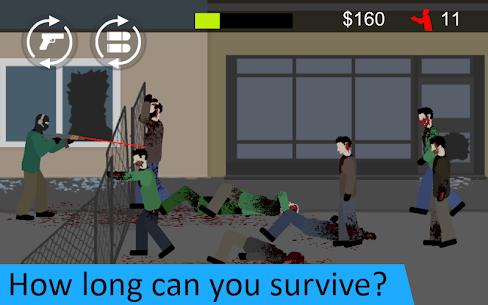 Flat Zombies: Defense & Cleanup Mod Apk 1.9.3 (Unlimited Money) 5
