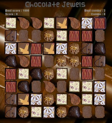 Chocolate Jewels screenshots 7