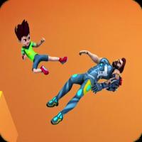 Kicko Super Hero Game - New Speedo Fight Archery Icon