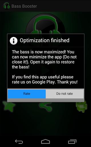 Bass Booster  screenshots 13