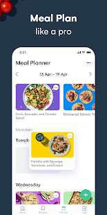 Whisk: Recipe Saver, Meal Planner & Grocery List