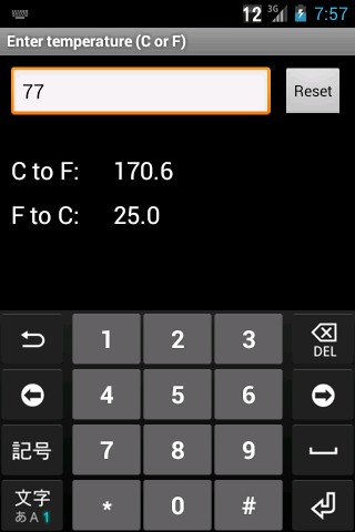 Celsius Fahrenheit For PC Windows (7, 8, 10, 10X) & Mac Computer Image Number- 6