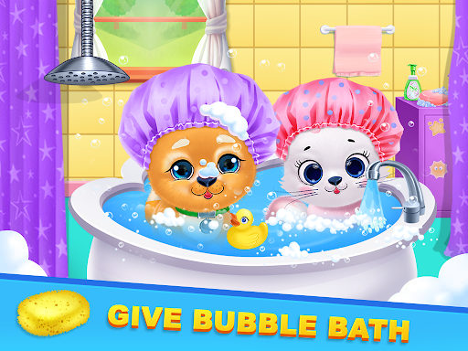 Kitty & Puppy Best Friends Pet Vet Care  screenshots 2