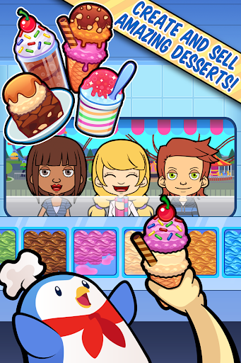 My Ice Cream Truck:ud83cudf67Make Sweet Frozen Dessertsud83cudf66  screenshots 1