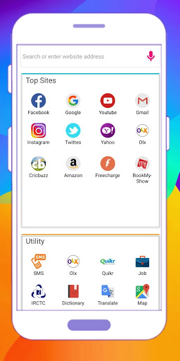 CM Browser Android Go  screenshots 1