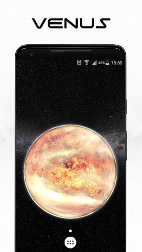 Space 3D Live Wallpaper apktram screenshots 3