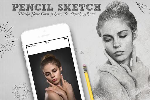 Pencil Sketch Art Photo Editor 2021 apktram screenshots 18