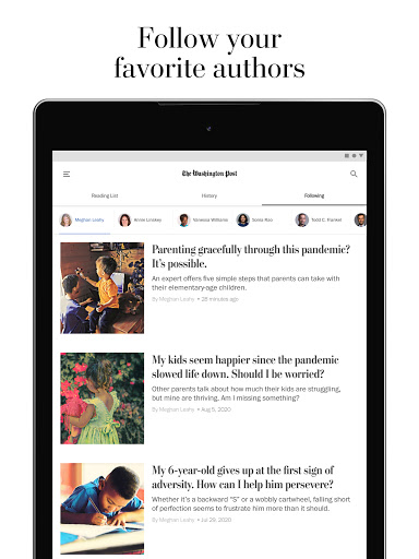 The Washington Post 5.6.0 Screenshots 14