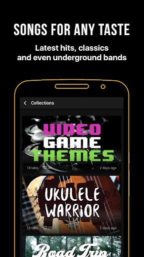 Ultimate Guitar: Tabs & Chords 6.5.7 Screenshots 2