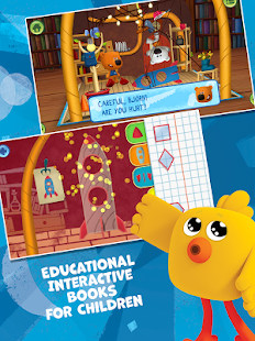 Bebebears: Stories and Learning games for kids 1.3.2 Screenshots 2