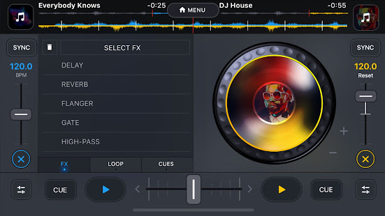 DJ it! - Music Mixer 1.11 Screenshots 4