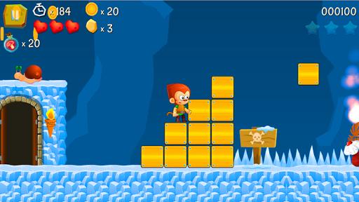 Télécharger Super Kong Jump - Monkey Bros & Banana Forest Tale apk mod screenshots 5
