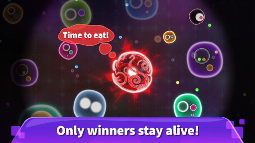 Plazmic! Eat Me io Blob Cell Grow Game android2mod screenshots 3