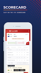 Cricket.com - Live Score, Match Predictions & News APK 6