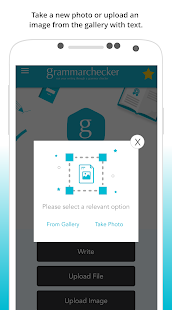 English Grammar Spell Check - Auto Correct Screenshot
