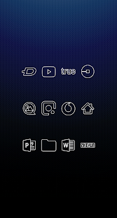 Fila - Icon Pack Screenshot