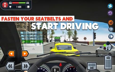Car Driving School Simulator Mod 3
