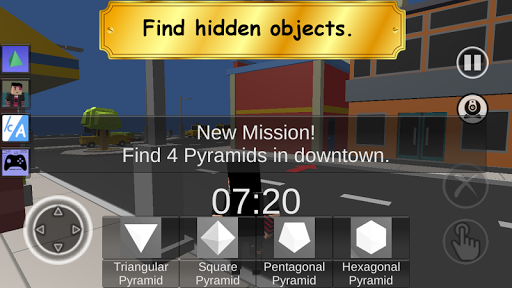 Simple 3D Shapes Object Games 2021: Geometry shape  screenshots 7