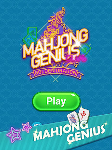Mahjong Genius Club : Golden Dragon
