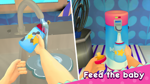 Mother Simulator: Happy Virtual Family Life Apkfinish screenshots 2