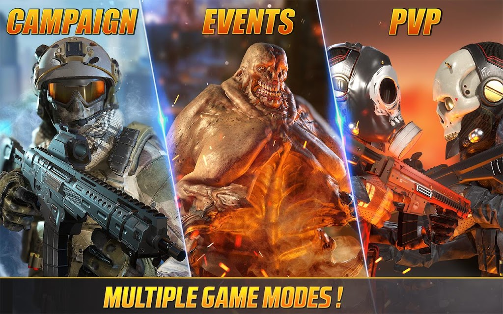 Kill Shot Bravo: 3D FPS Shooting Sniper Game  poster 4