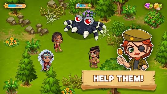 Chibi Island Apk Mod Download , Chibi Island Apk Unlimited 3