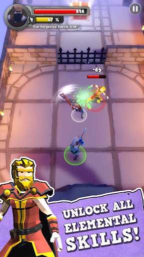Code Triche Dungeon Slayer (Astuce) APK MOD screenshots 5