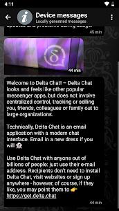 Delta Chat 3
