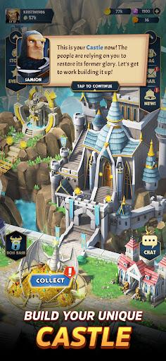 Kingdom Boss - RPG Fantasy adventure game online  screenshots 4
