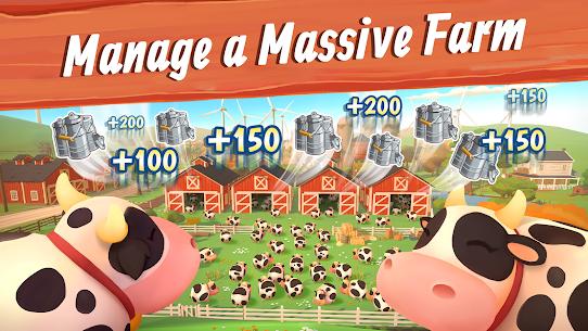 Big Farm  Mobile Harvest – Free Farming Game Apk Download NEW 2021 4