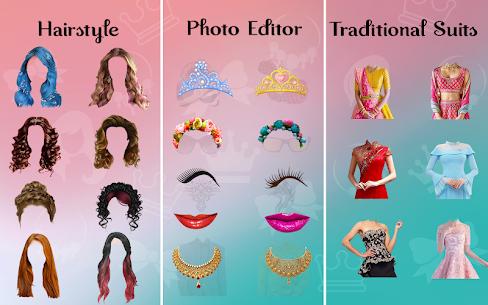 Pocket Salon – Men, Women Mobile Beauty Editor app 4